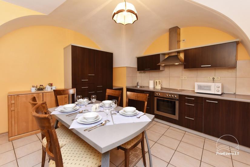 """3 kambarių buto nuoma Vilniuje, prestižinėje Pilies gatvėje """"Castle Street Apartment"""" - 14"""