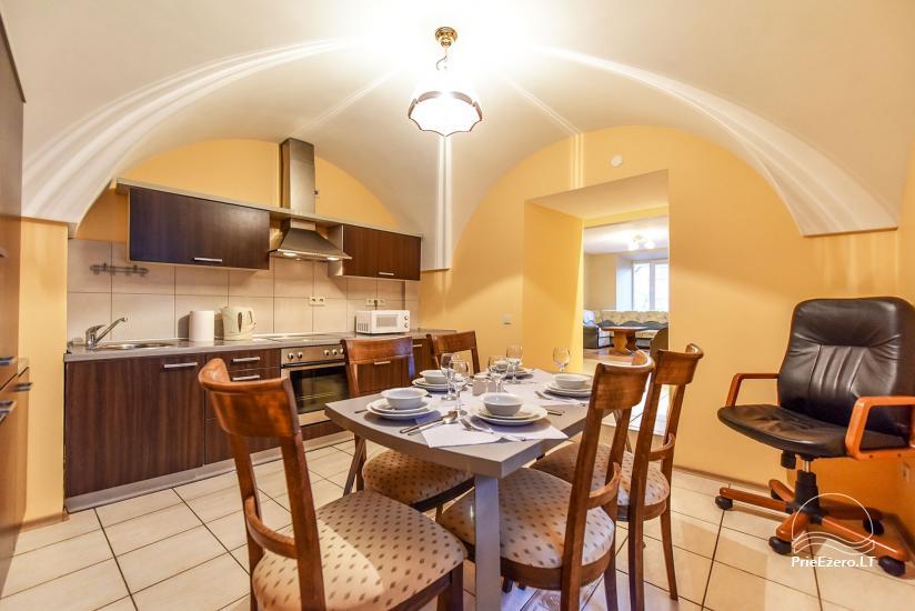 """3 kambarių buto nuoma Vilniuje, prestižinėje Pilies gatvėje """"Castle Street Apartment"""" - 15"""