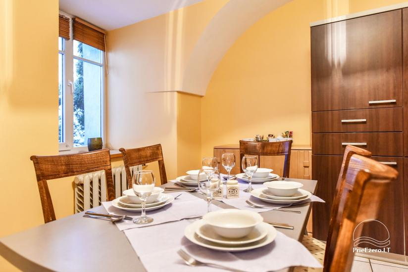 """3 kambarių buto nuoma Vilniuje, prestižinėje Pilies gatvėje """"Castle Street Apartment"""" - 16"""