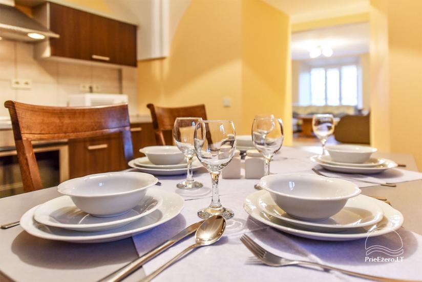 """3 kambarių buto nuoma Vilniuje, prestižinėje Pilies gatvėje """"Castle Street Apartment"""" - 20"""