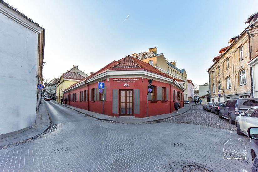 """3 kambarių buto nuoma Vilniuje, prestižinėje Pilies gatvėje """"Castle Street Apartment"""" - 24"""