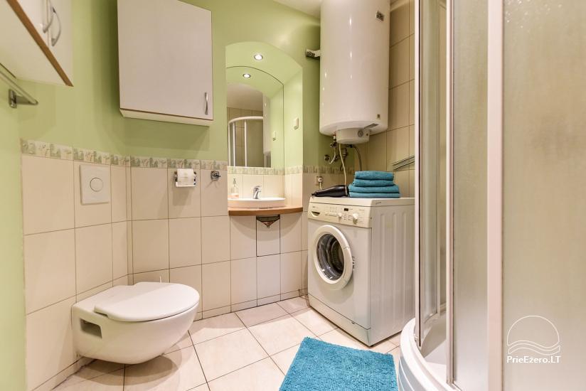 """3 kambarių buto nuoma Vilniuje, prestižinėje Pilies gatvėje """"Castle Street Apartment"""" - 17"""