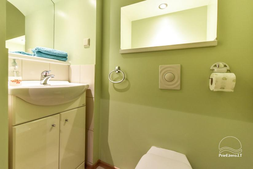 """3 kambarių buto nuoma Vilniuje, prestižinėje Pilies gatvėje """"Castle Street Apartment"""" - 19"""