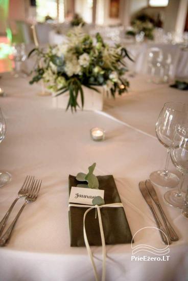 Vestuvių, švenčių ir seminarų sodyba Oktava - 41