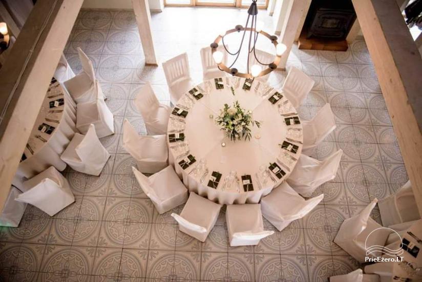 Vestuvių, švenčių ir seminarų sodyba Oktava - 42