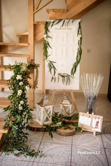 Vestuvių, švenčių ir seminarų sodyba Oktava - 45