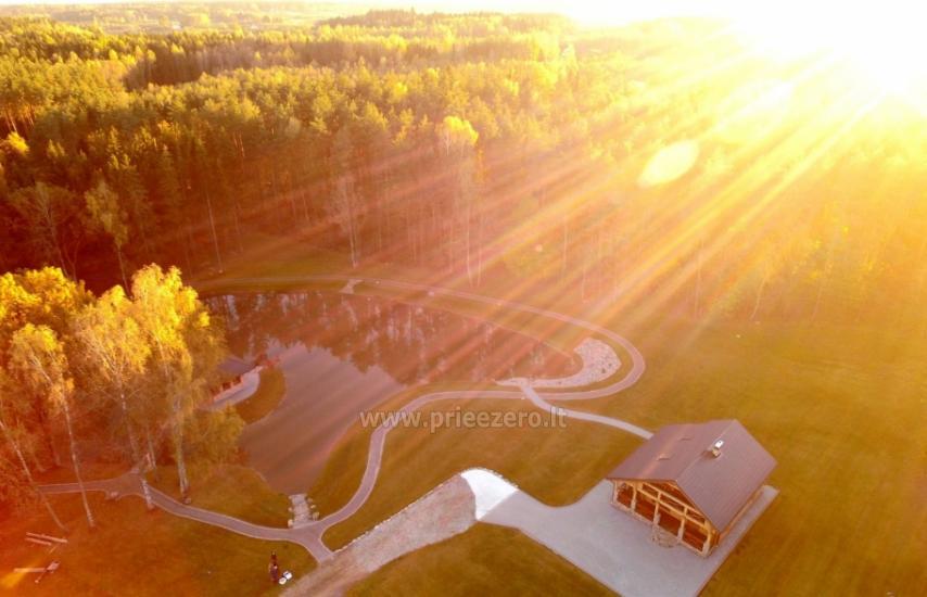 Kaimo turizmo sodyba Auksinis ąžuolas miško apsuptyje visai šalia Vilniaus - 8