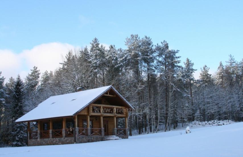 Kaimo turizmo sodyba Auksinis ąžuolas miško apsuptyje visai šalia Vilniaus - 13