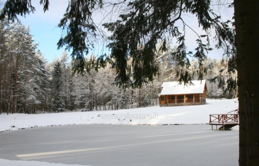 Kaimo turizmo sodyba Auksinis ąžuolas miško apsuptyje visai šalia Vilniaus - 15
