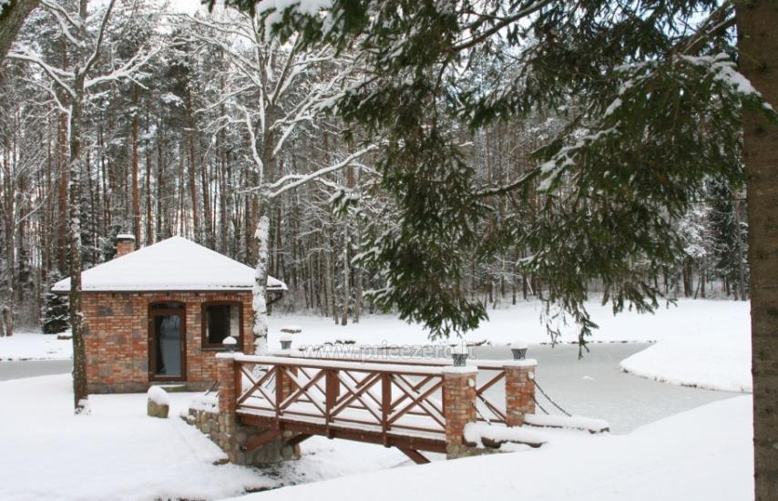 Kaimo turizmo sodyba Auksinis ąžuolas miško apsuptyje visai šalia Vilniaus - 16