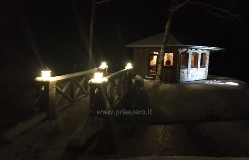 Kaimo turizmo sodyba Auksinis ąžuolas miško apsuptyje visai šalia Vilniaus - 19