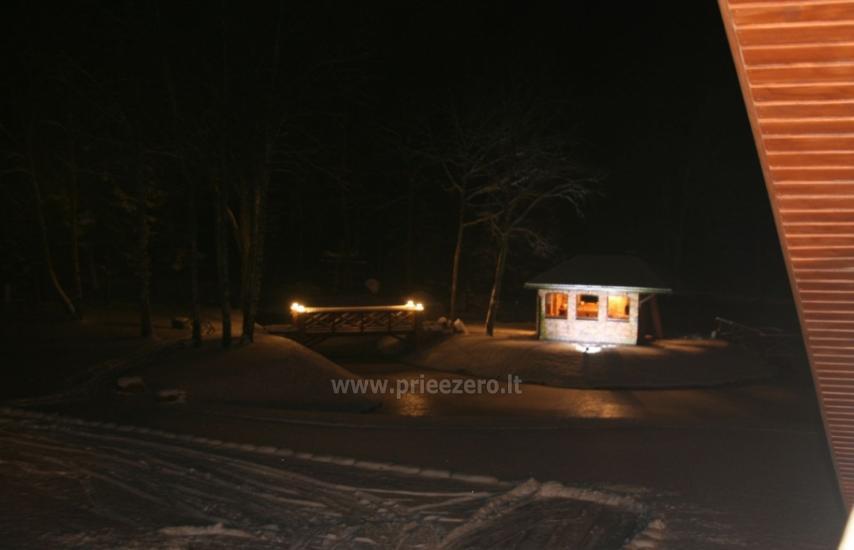 Kaimo turizmo sodyba Auksinis ąžuolas miško apsuptyje visai šalia Vilniaus - 20