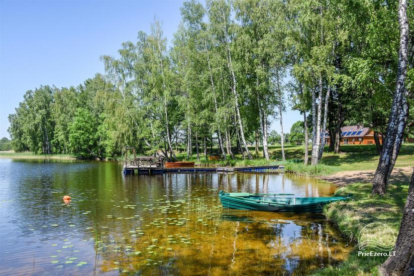 Dūrių sodyba Molėtų rajone prie Dūrių Ežero - 5