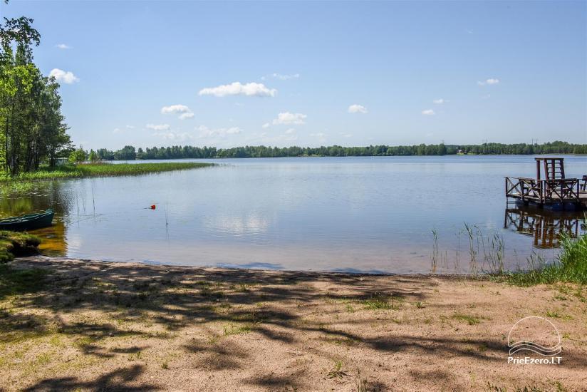 Dūrių sodyba Molėtų rajone prie Dūrių Ežero - 8