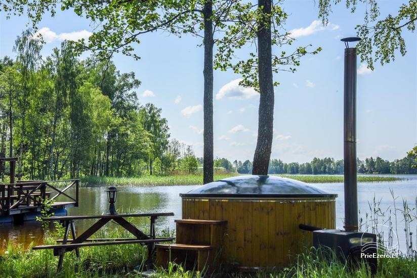 Dūrių sodyba Molėtų rajone prie Dūrių Ežero - 9