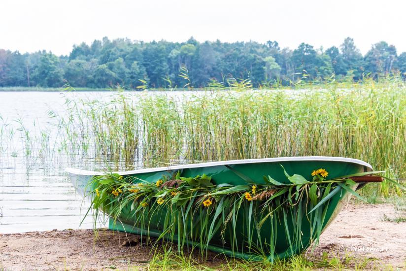 Sodyba  Vila-RA  MOLĖTŲ rajone prie Galuonų ežero - 37