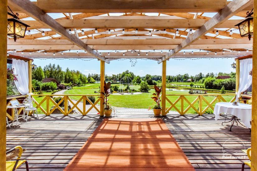 Sodyba  Vila-RA  MOLĖTŲ rajone prie Galuonų ežero - 15