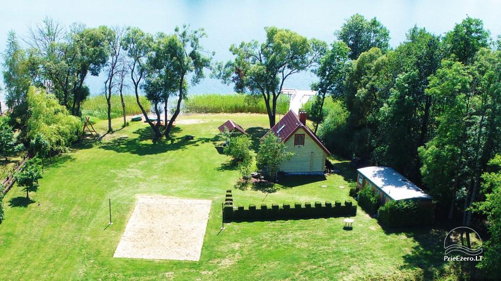 Sodyba  Vila-RA  MOLĖTŲ rajone prie Galuonų ežero - 38