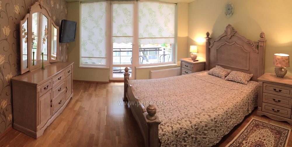 Druskininkų centre išnuomojami nauji 1 ir 2 kambarių apartamentai - 1
