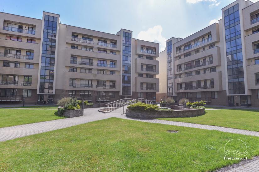 Druskininkų centre išnuomojami nauji 1 ir 2 kambarių apartamentai - 6