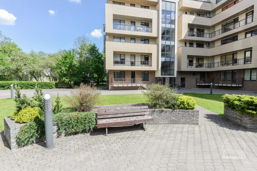 Druskininkų centre išnuomojami nauji 1 ir 2 kambarių apartamentai - 7