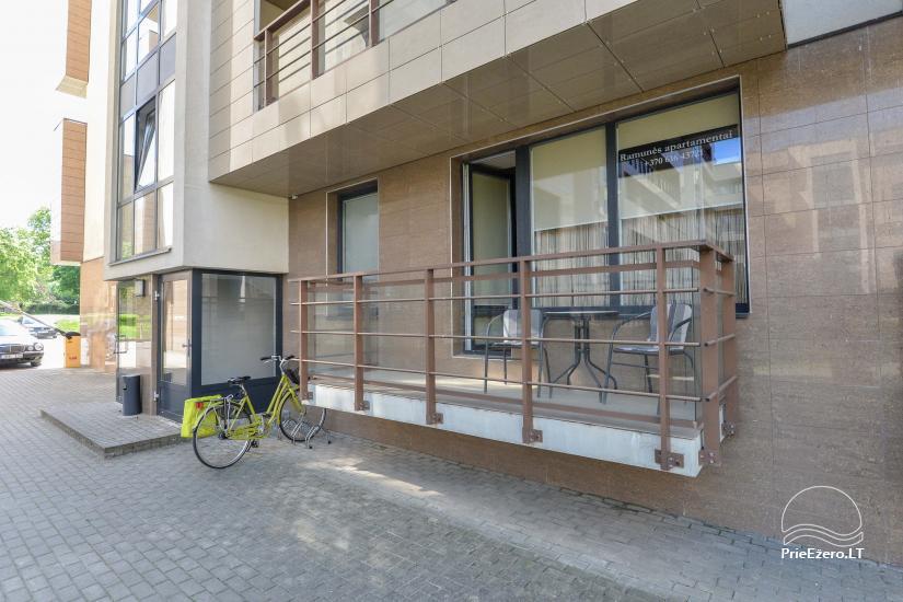 Druskininkų centre išnuomojami nauji 1 ir 2 kambarių apartamentai - 8