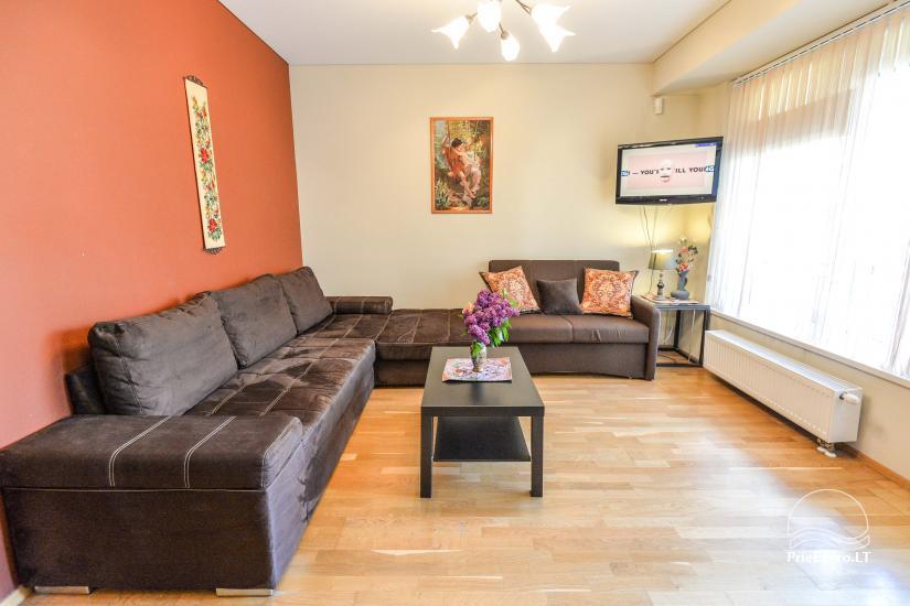 Druskininkų centre išnuomojami nauji 1 ir 2 kambarių apartamentai - 9