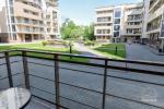 Nauji dviejų kambarių apartamentai Druskininkų centre.Gražus vaizdas į vidinį kiemelį su baseinėliu, vaikų žaidimų aikštele - 3