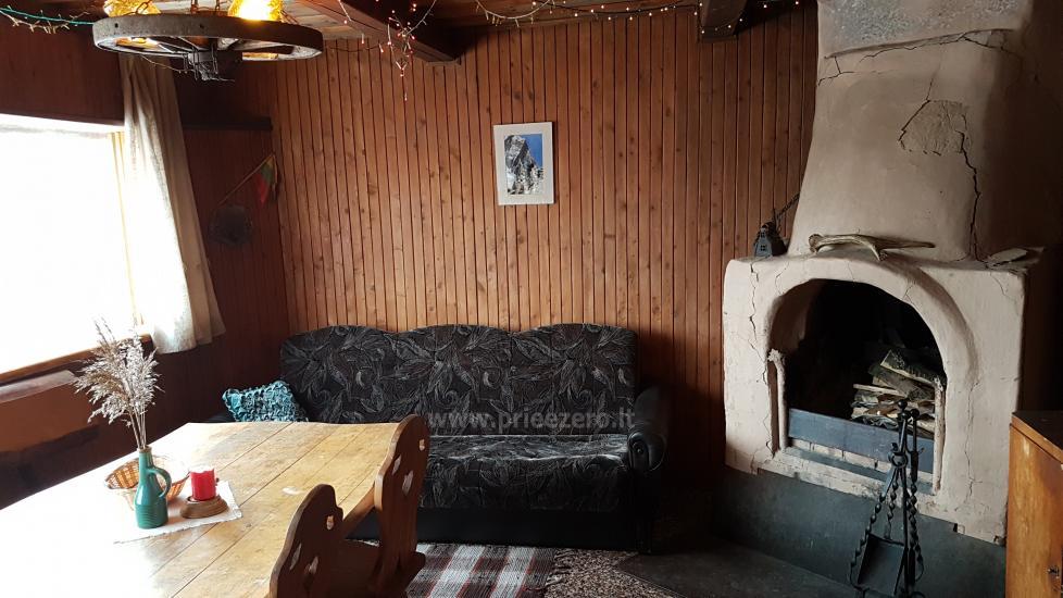 Sodyba Širvintų rajone prie Kaimynų ežero Oreivių užuovėja - 4