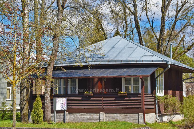 Paežerės vila Druskininkų centre prie Druskonio ežero - 10