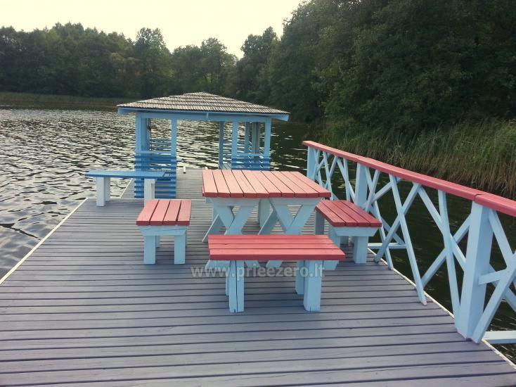 Žvejo namelis žvejybai arba Romantiškam poilsiui - 9