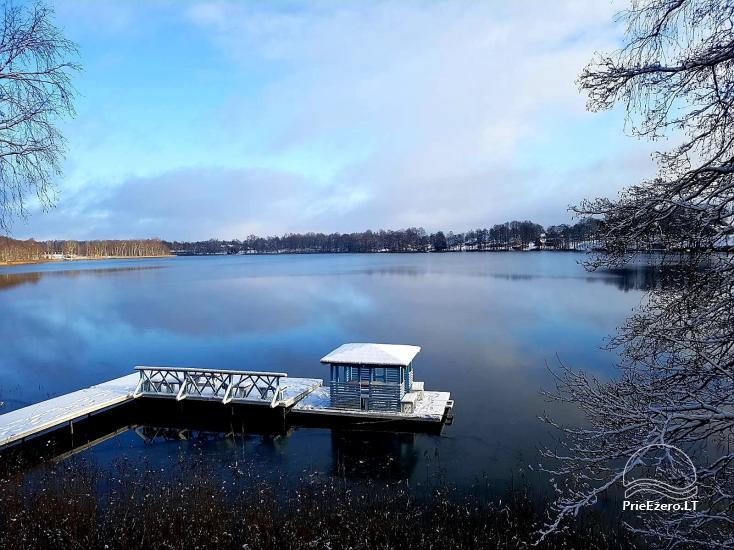 Žvejo namelis žvejybai arba Romantiškam poilsiui - 36