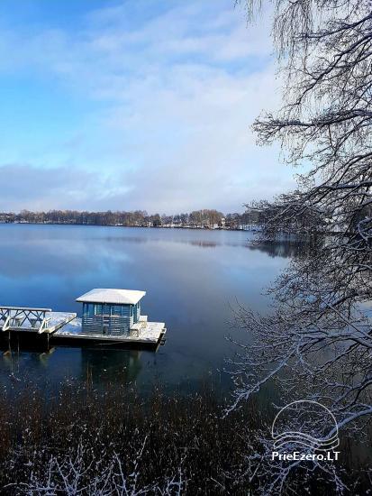 Žvejo namelis žvejybai arba Romantiškam poilsiui - 37