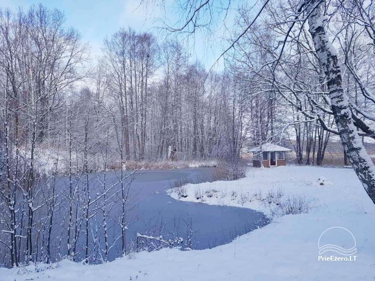 Žvejo namelis žvejybai arba Romantiškam poilsiui - 32