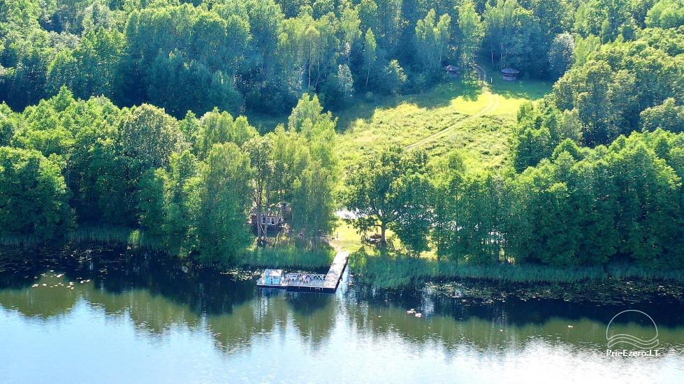 Žvejo namelis žvejybai arba Romantiškam poilsiui - 29