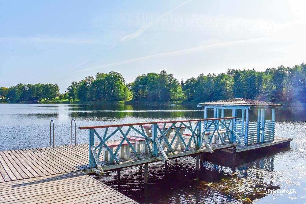 Žvejo namelis žvejybai arba Romantiškam poilsiui - 1