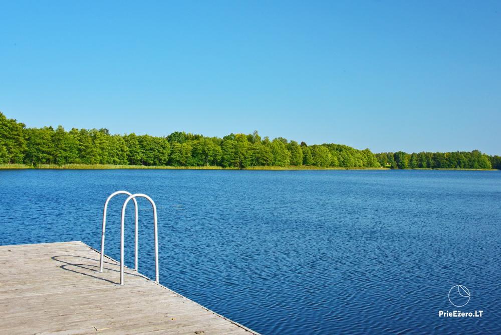 Žvejo namelis žvejybai arba Romantiškam poilsiui - 5