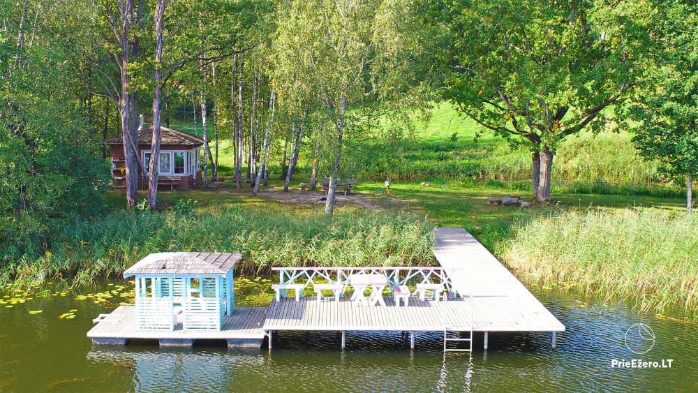 Žvejo namelis žvejybai arba Romantiškam poilsiui - 6