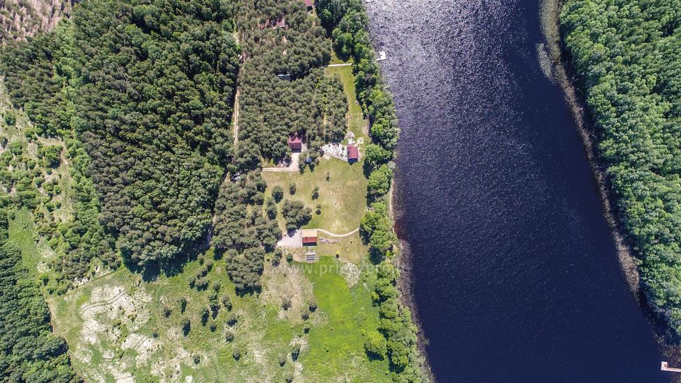 Sodyba Anykščių rajone prie Juostino ežero Villa Jūratė - 10