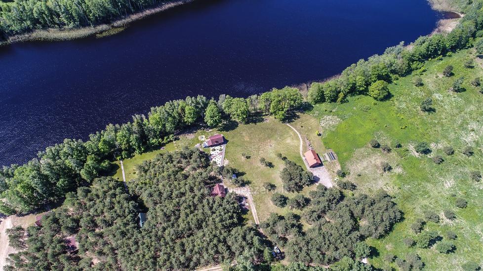 Sodyba Anykščių rajone prie Juostino ežero Villa Jūratė - 11