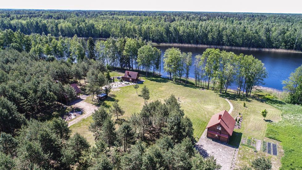 Sodyba Anykščių rajone prie Juostino ežero Villa Jūratė - 15