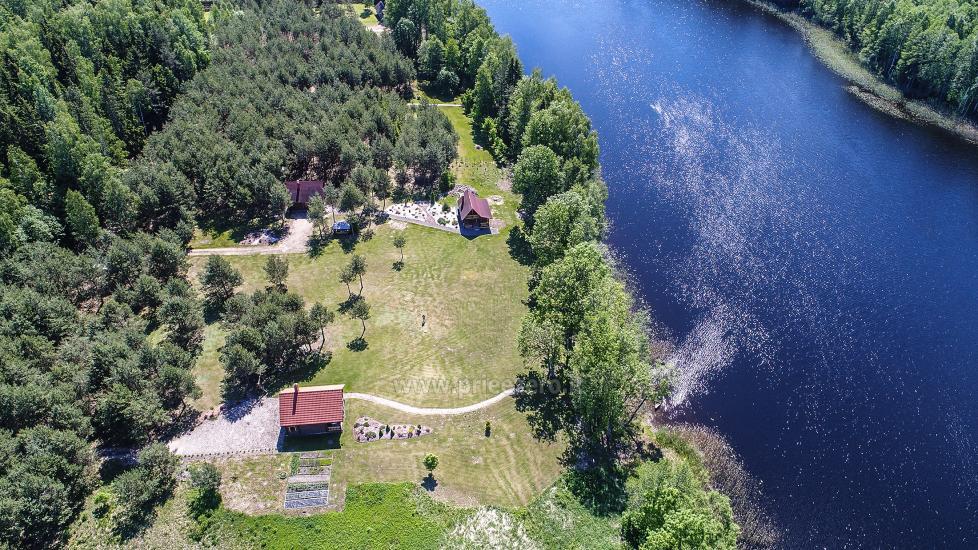 Sodyba Anykščių rajone prie Juostino ežero Villa Jūratė - 16