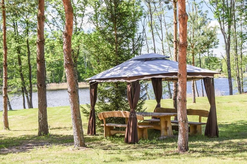 Sodyba Anykščių rajone prie Juostino ežero Villa Jūratė - 6