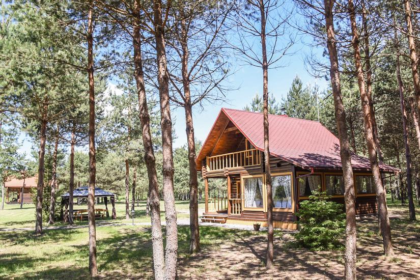Sodyba Anykščių rajone prie Juostino ežero Villa Jūratė - 3