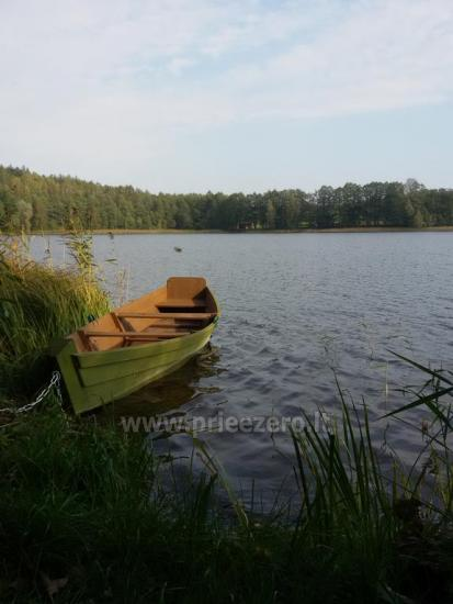 Petronių sodyba Utenos rajone tarp dviejų ežerų - 16