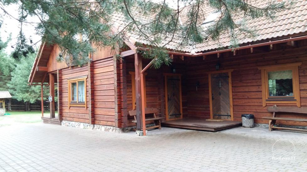 Kaimo turizmo sodyba  Prie Sidabrinės - nuostabi aplinka ir ramus poilsis - 3