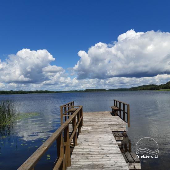 Kaimo turizmo sodyba  Prie Sidabrinės - nuostabi aplinka ir ramus poilsis - 5