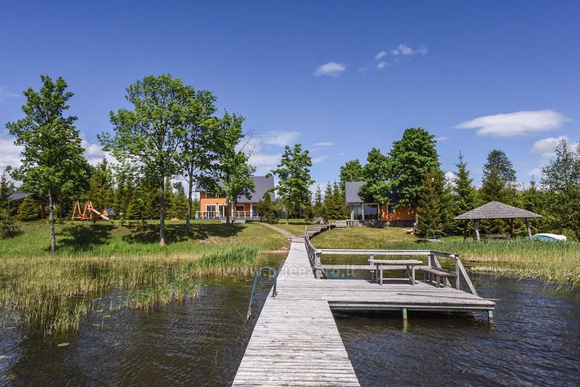 Sodyba Molėtų rajone prie Virintų ežero Virintų Sodyba - 5