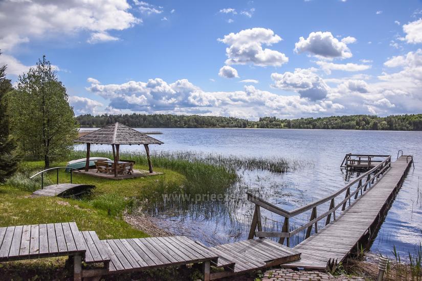 Sodyba Molėtų rajone prie Virintų ežero Virintų Sodyba - 34