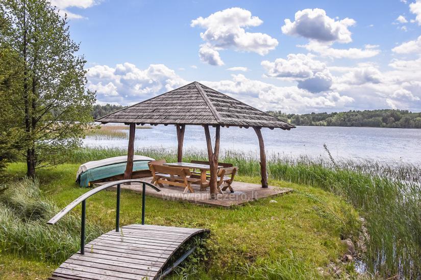 Sodyba Molėtų rajone prie Virintų ežero Virintų Sodyba - 35